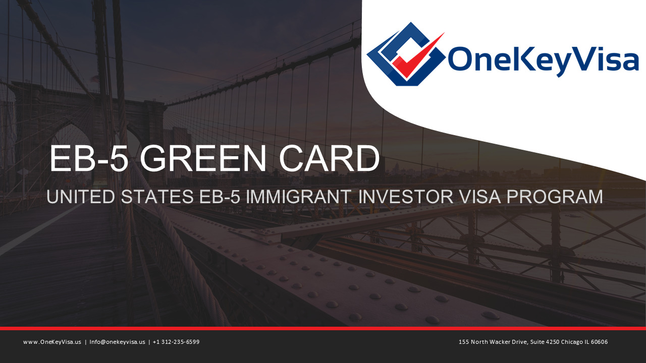 EB-5 Investor Green Card Guide