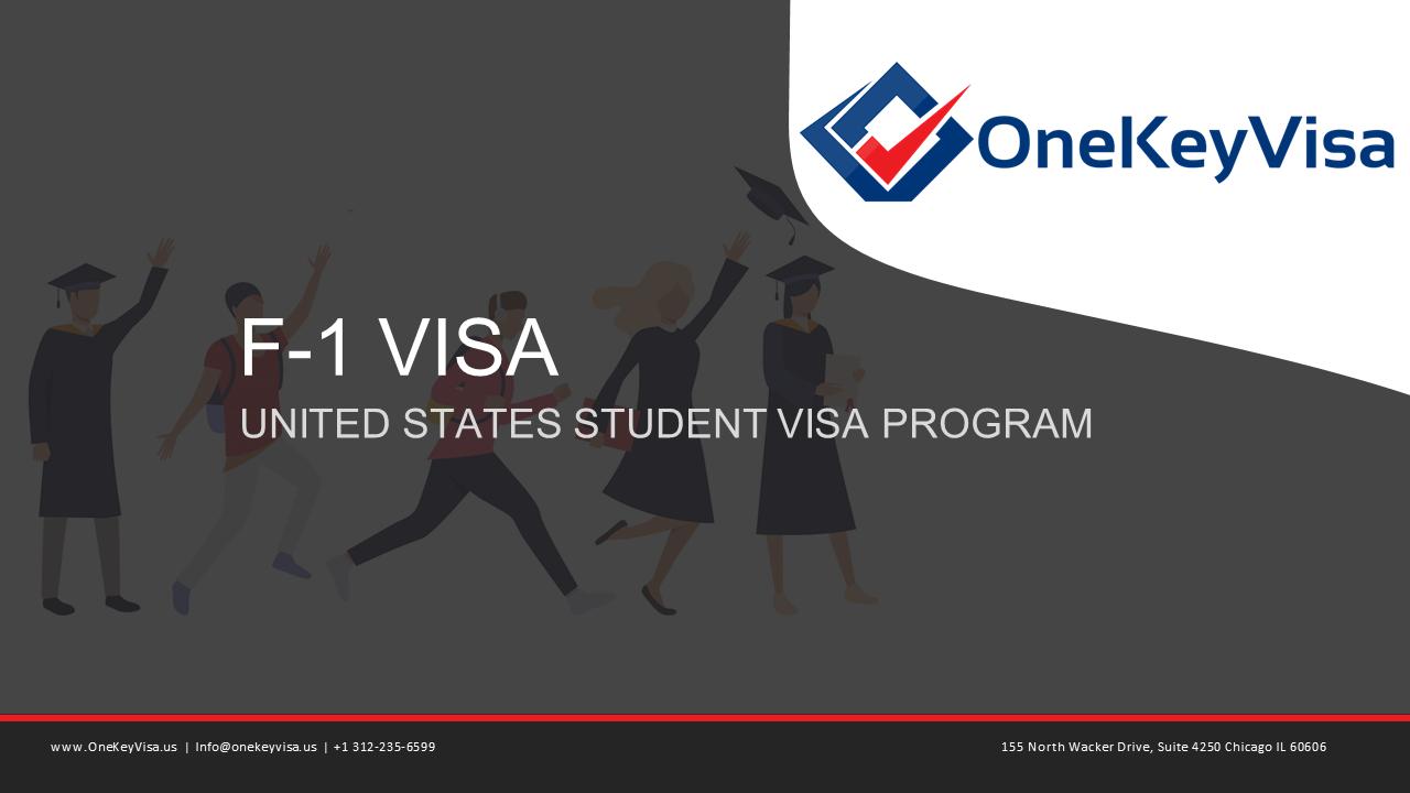 F-1 Student Visa Guide